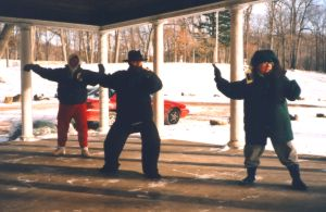 New Year's Day Tai Chi photo 4